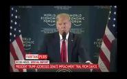 ادعای جدید ترامپ: شاید سربازان آمریکایی در عین الاسد فقط سر درد گرفته باشند!
